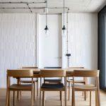 Jedáleň v industrálnej kuchyni