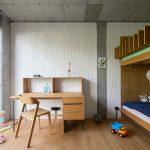 Detská izba s východom do záhrady