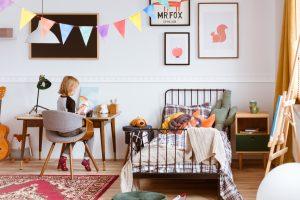 Ako navrhnúť detskú izbu, aby si ju deti obľúbili
