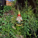 Trpaslík v záhrade