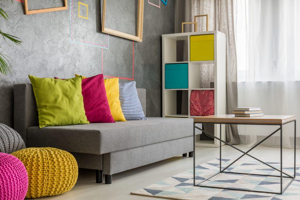 farebná obývacia izba