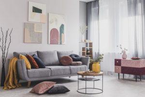 Oživte svoj interiér rýchlo a lacno