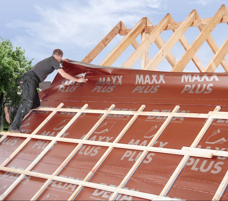 Podstrešná fólia pre bezpečnú strechu