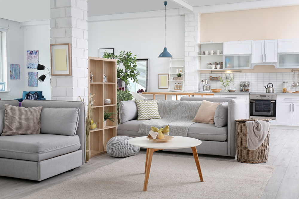 Aké trendy vládnu v modernej obývačke?