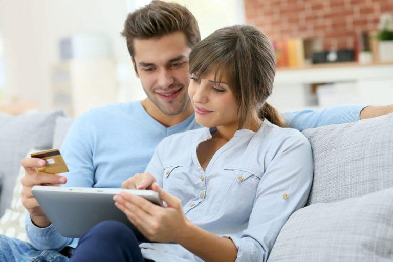 Ako nakupovať nábytok na internete