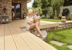 Bezúdržbové terasy WoodPlastic®. Kvalita a rýchle dodanie
