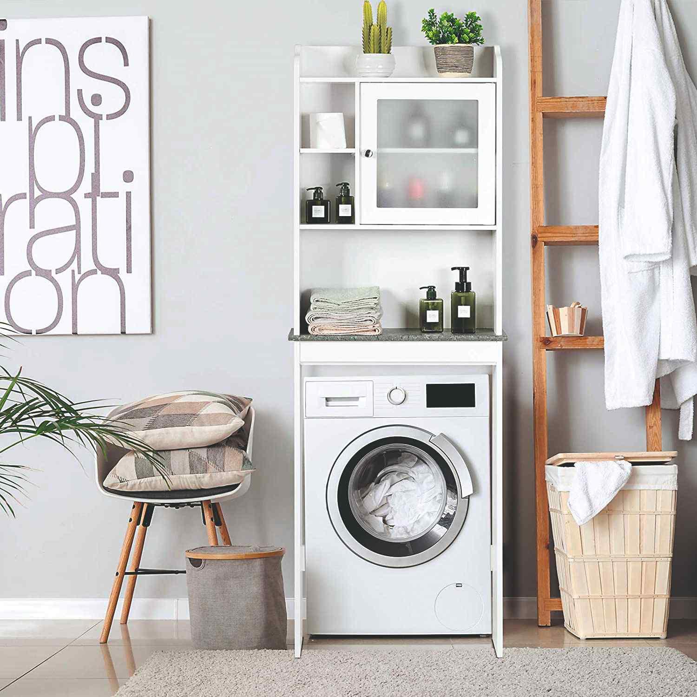 Malá praktická práčovňa v byte