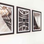 Umelecké fotografie na stene
