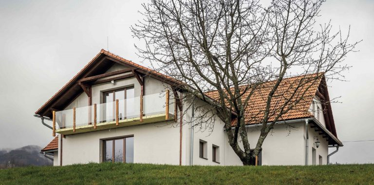 Malé Anglicko na malebnej samote v srdci Slovenska