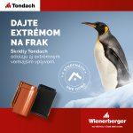 Reklama na škridlu wienerberger